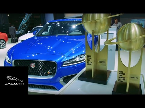 Jaguar F-PACE | World Car of the Year Awards