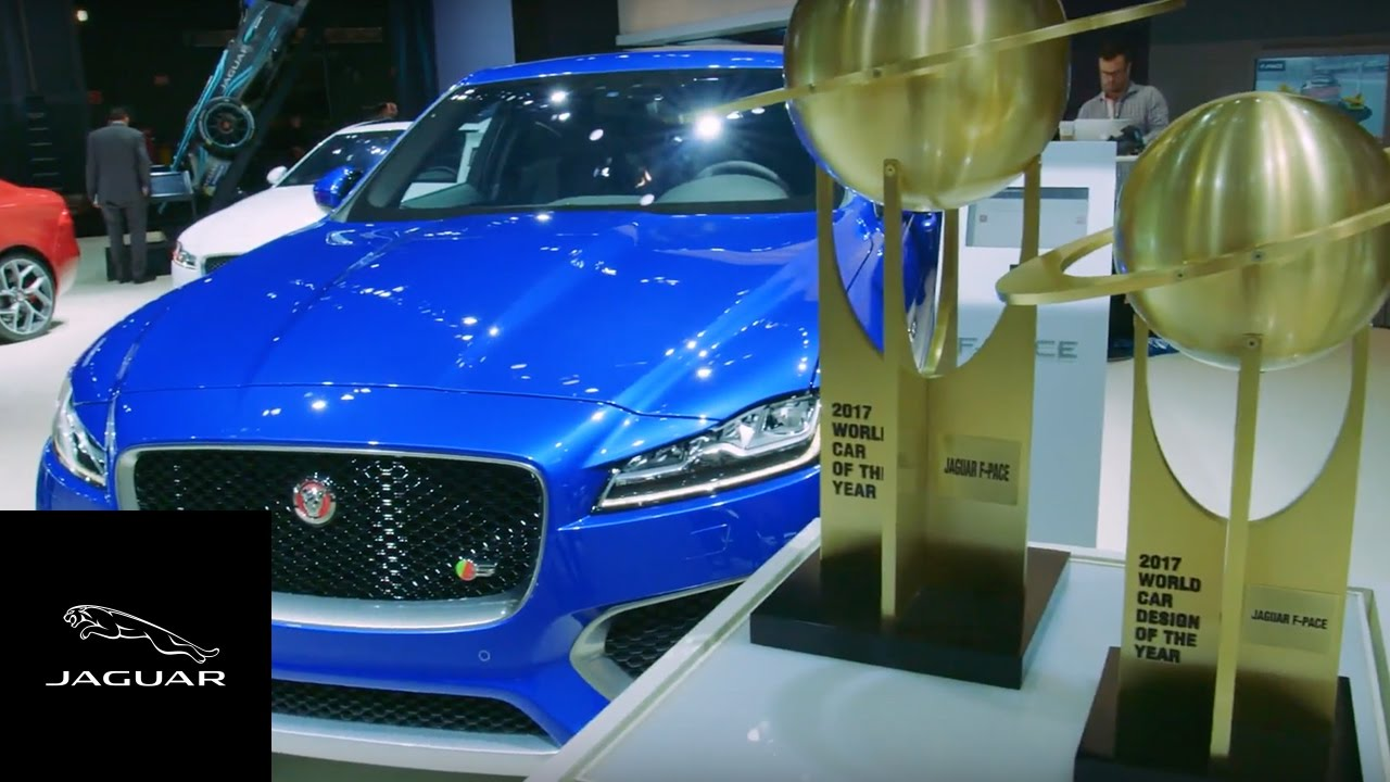 Jaguar F PACE | World Car Of The Year Awards