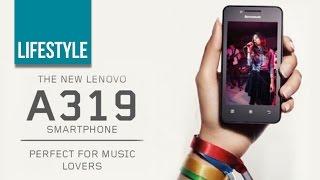 LENOVO A319 review