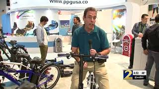 Electric bikes are big hit at Consumer Electric  4295410 1200