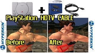 Hyperkin HDTV 720p Cables for PlayStation