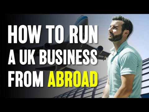 How To Run a UK Business From Abroad - The Paul McFadden Wealth Podcast