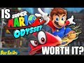 Is SUPER MARIO ODYSSEY For Nintendo Switch WORTH BUYING?