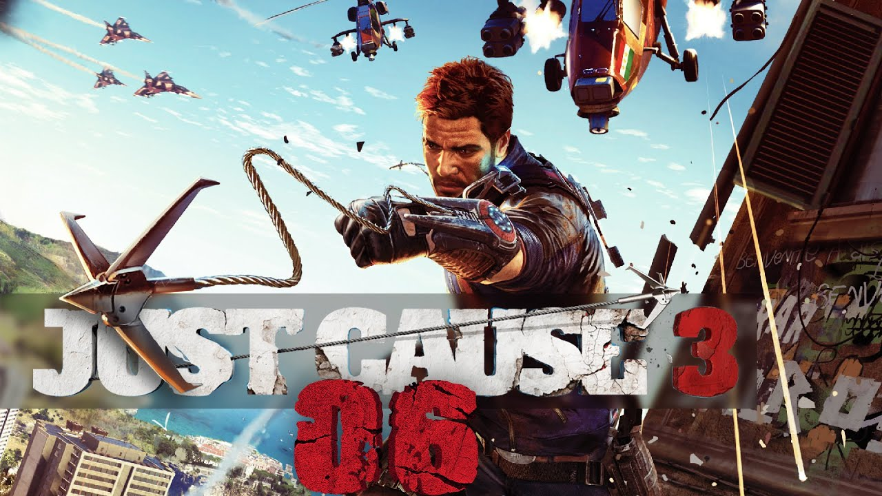 just cause 3 gameplay walkthrough ps4 06 youtube. Black Bedroom Furniture Sets. Home Design Ideas