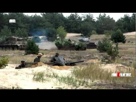 SAHARA 2012 Battle of the Seelow Heights 1945
