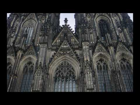 2016 Travelling in Germany Cologne Cathedral