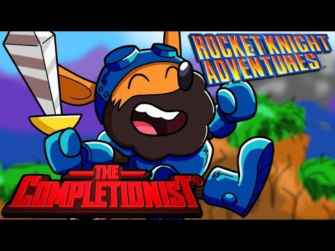 Rocket Knight Adventures   The Completionist