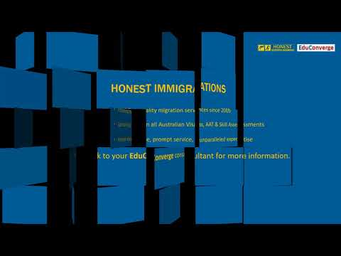 'Honest EduConverge' Australian Immigration Services