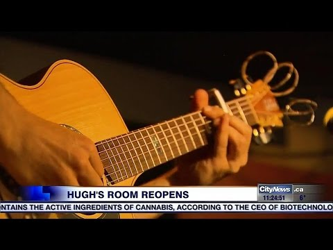 Hugh's Room reborn as non-profit music venue