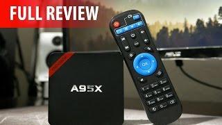 tv box nexbox a95x iptv