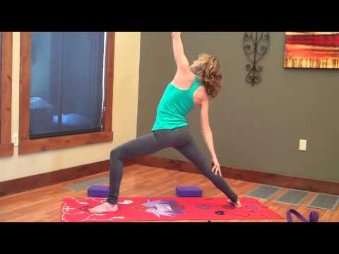 Open the Heart Chakra to Forgive: A Yoga Practice