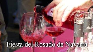 Fiesta del Rosado de Navarra