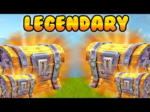 ⭐ THE BEST CHESTS ⭐ LEGENDARY CHEST ROUTE - Fortnite LIVE!