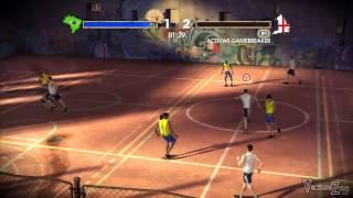 No me gusta el nuevo FIFA Street | Fifa Street 3 Demo