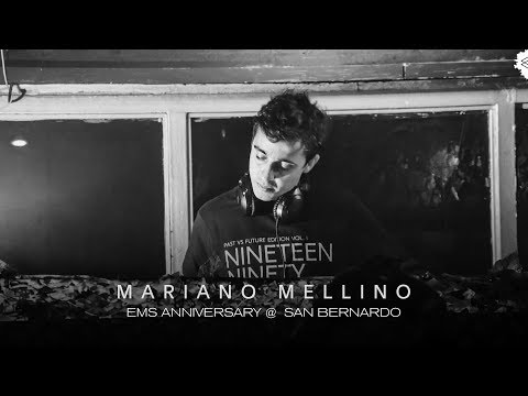 Mariano Mellino @ EMS Anniversary 20.08.17
