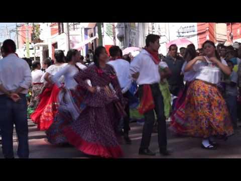 Desfile, 473 aniversario de la fundación de Pénjamo, Guanajuato.