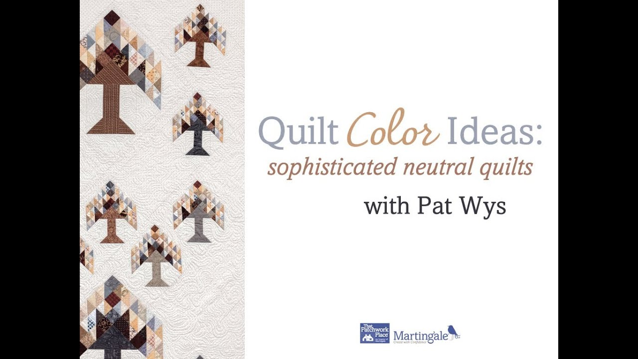 Quilt color ideas: sophisticated neutral quilts - YouTube : quilt color ideas - Adamdwight.com