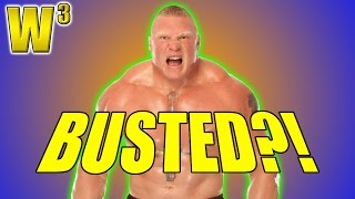 Lesnar Caught Doping?! | Wrestling With Wregret