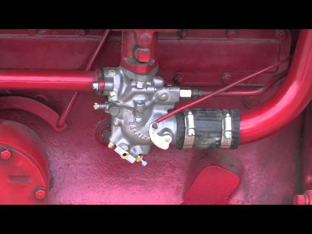 farmall h bad fuel leak youtube Farmall Super M Carburetor Adjustment