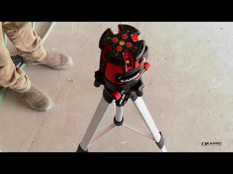 Лазерен нивелир KAPRO 894 Prolaser Layout Set #7kQAP_b2JhQ