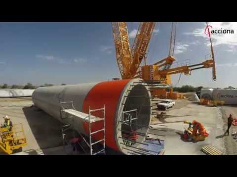This is how we build El Cortijo Wind Farm, Mexico | ACCIONA