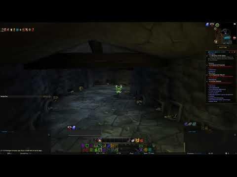 Forgotten Crypt - Run straight to the Lucid Nightmare Mount