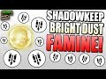 FAMINE TO BRIGHT DUST COMING!?  Destiny 2 Shadowkeep (Chibi Hour)