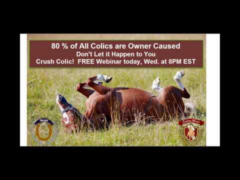 Colic Prevention Workshop #1
