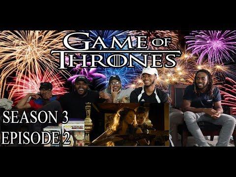 Game of Thrones Season 3 Episode 2 Review/Reaction