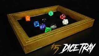 DIY $5 Dice Tray Build!