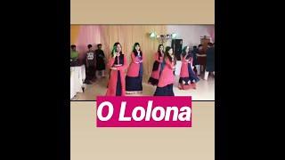 O Lolona- Sharna Apu's Holud Dance