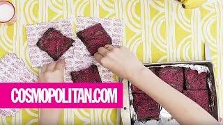 How To Make Oreo Rice Krispies Treats | Cosmopolitan