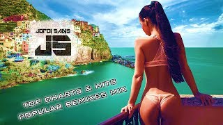 Best Remixes Of Popular Songs 2018 🔥🌴 EDM, Pop, Dance, Electro & House 🥤| Top Charts Hits Summer Mix