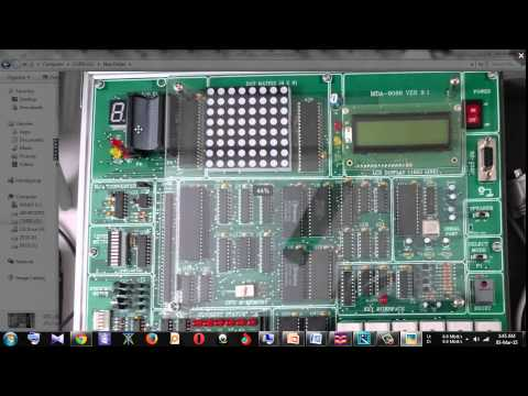 Introduction to MDA-8086 Microprocessor kit ( in Bengali)_ part1_Familiarization [ Exp. no.1]