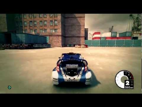 DiRT 3: Parking Lot (Zone 1) - Missions Guide