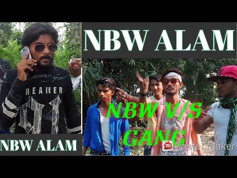 #NBW ALAM V/S GANG Pathan chilli superhits comedy 2018 ka hits  comedy