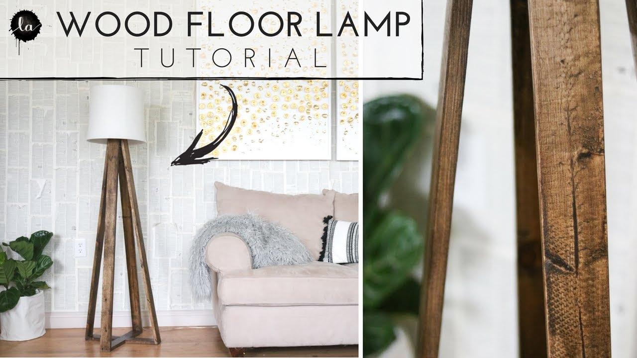 Diy Floor Lamp Reveal You