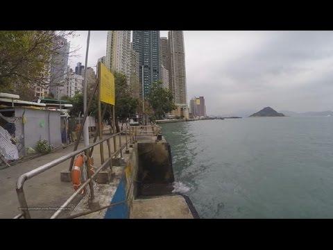 【Hong Kong City Tour】Victoria Harbourfront = Sun Yat Sen Memorial Park - Kennedy Town (Part 6/6)