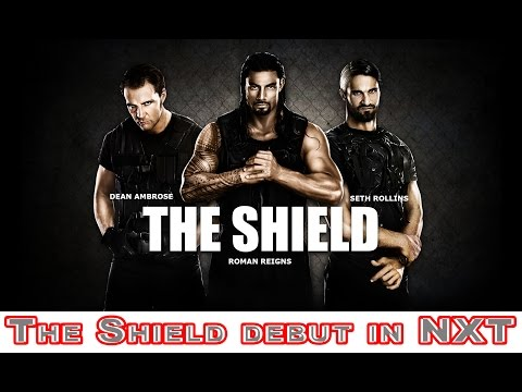 WWE The Shield debut in NXT