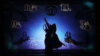 3D shadow show  Cinderella -