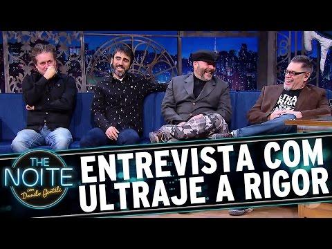 Entrevista com Ultraje a Rigor  The Noite 211116