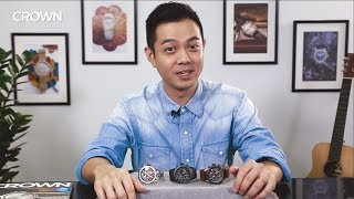 TAG HEUER Carrera Heuer-01 Chronograph: Singapore Price And Review