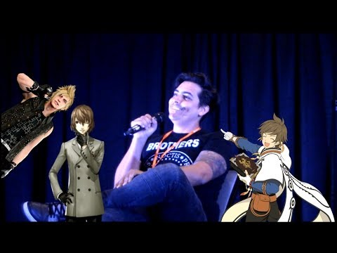 Robbie Daymond Voice Actor Q & A Panel at Anime Austin 2017