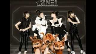 real version of i am the best 2ne1 chipettes from alvin and the chipmunks 4