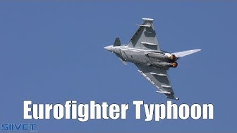 One of the Best Airshow Displays You'll Ever See: Eurofighter Typhoon - Turku 2019