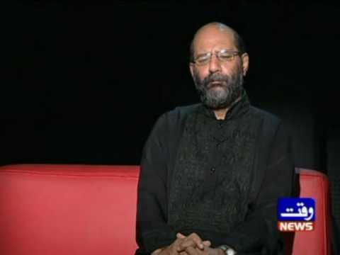 Jimmy Engineer - Interview for Waqt News - Ru Baroo - Part 1