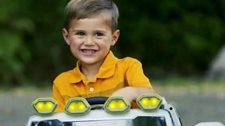 Дитина Тракс Мерседес Енер-G-сила 6-вольтової їздити на іграшковий автомобіль