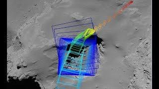 L'ultimo volo di Rosetta