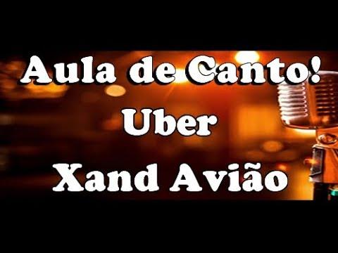 karaoke Xandy Avião - uber