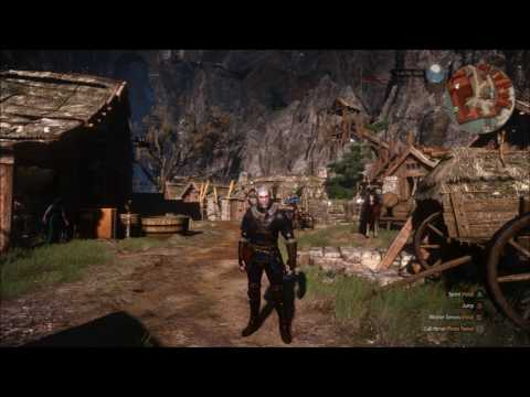 Witcher 3 STLM Mod Comparison
